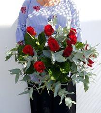 red - valentines