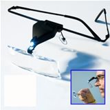 Illuminated Head Band Magnifier