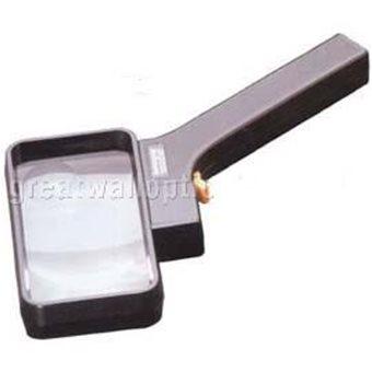 Illuminated Rectangular Magnifier