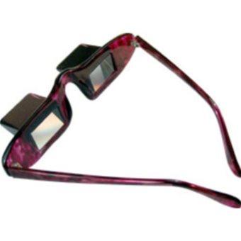Recumbent Bed Glasses