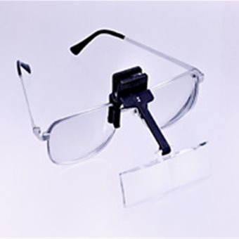 Clip-on Spectacle Magnifiers