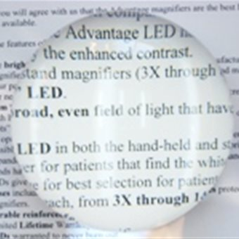 Quality 95mm Bright Field Magnifier