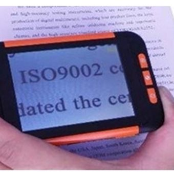 Portable Electronic Magnifier
