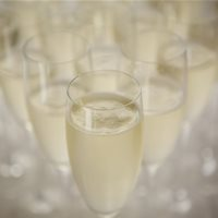 Bubbles upon arrival for you and all your guests!