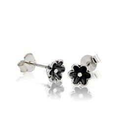 Wild Forget Me Not Studs (Unforgettable)