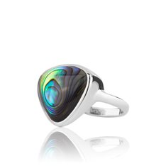Statement Paua Ring