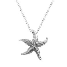 Coastal Starfish Necklace (Love)
