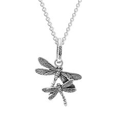Dragonfly Necklace (New Beginnings)
