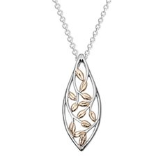 Forest Vine Necklace (Family Love)