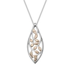 Forest Vine Pendant (Family Love)