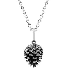 Pinecone Necklace (Independence & Intuition)