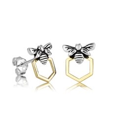 Honey Bee Studs (Luck)