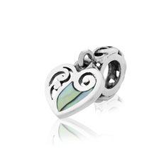 Paua Heart