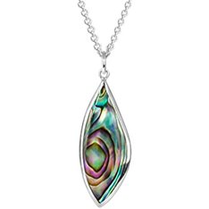 Treasured Paua Necklace