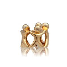 Family Circle (Whanau) (Gold)