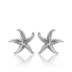 Coastal Starfish Studs (Love)