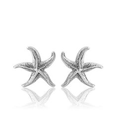 Coastal Starfish Studs (Love)