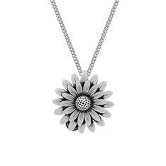 Daisy & Ladybird Pendant (Luck & Kindness)