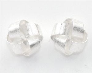 Bright silver knots