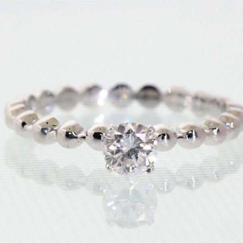 Diamond ball ring