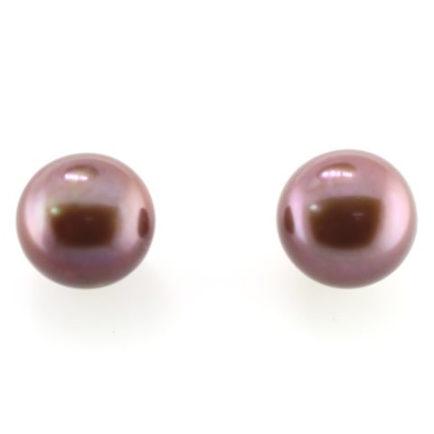 Chocolate Button Pearls