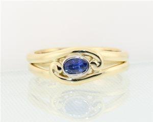 Blue sapphire crossover
