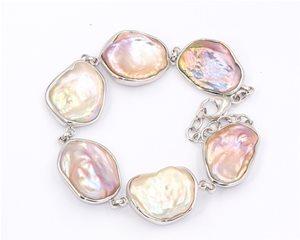 Six pearl bracelet
