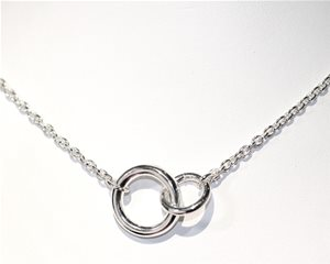 Twin Round Rings
