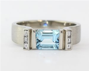 Aquamarine Across