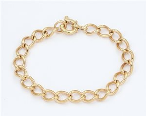 Gold curb